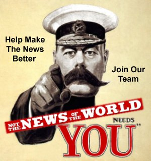 Not The News Of The World needs you! Click here to find out more.